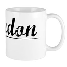 Shandon, Vintage Mug