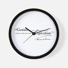 TE: Genius Wall Clock