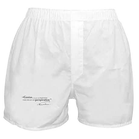 TE: Genius Boxer Shorts