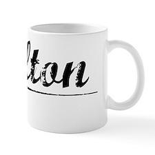 Skelton, Vintage Mug