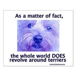 Terriers Rule Small Poster