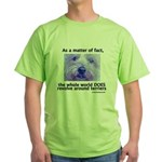 Terriers Rule Green T-Shirt