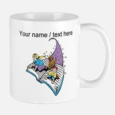 Custom Magical Book Mugs