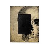 Vintage skull Picture Frames