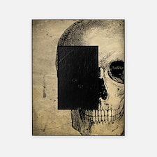 Vintage Skull Picture Frame