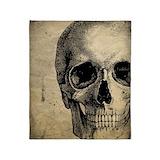 Skull Blankets