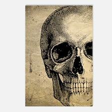 Vintage Skull Postcards (Package of 8)