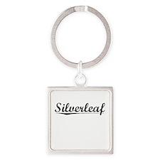 Silverleaf, Vintage Square Keychain