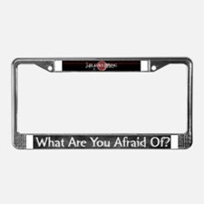 Cute Twilightforever License Plate Frame