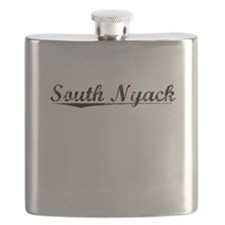 South Nyack, Vintage Flask