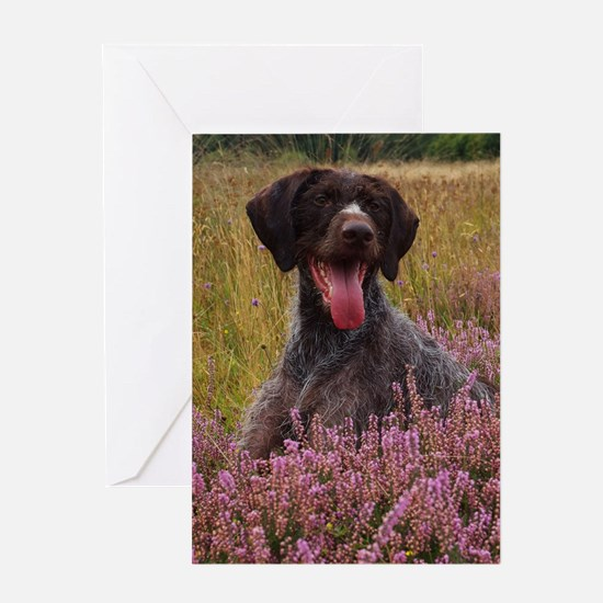 Helen Thomas Field Greeting Card