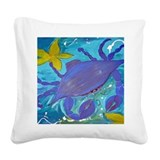 Starfish pillows Square Canvas Pillows