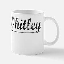 South Whitley, Vintage Mug
