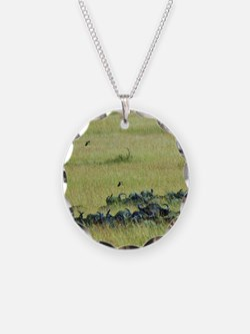 buffalo field kenya collecti Necklace