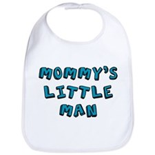 Mommy's little man Bib