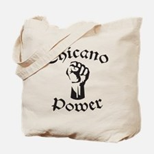 Chicano Power Tote Bag