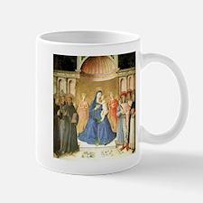 Bosco ai Frati Altarpiece - Fra Angelico Mug