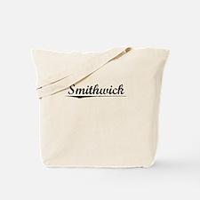 Smithwick, Vintage Tote Bag