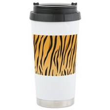Tiger Stripes Travel Mug