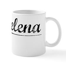 St. Helena, Vintage Mug