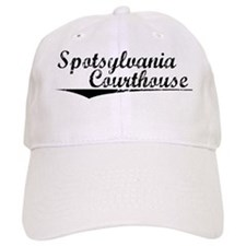 Spotsylvania Courthouse, Vintage Baseball Cap