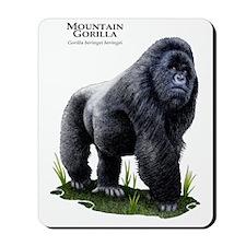 Mountain Gorilla Mousepad