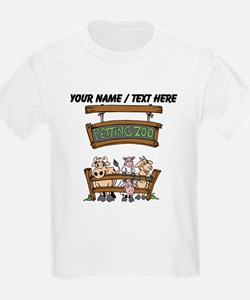 Custom Petting Zoo T-Shirt