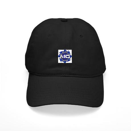 A10 Logo Black Cap