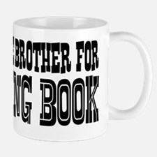 Will Trade Brother for Coloring Book Mug