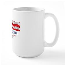 Gary Johnson Oval Sticker 1 Mug