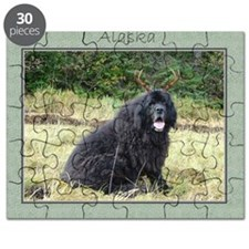 Alaska Newfoundeer Animal Antics Puzzle