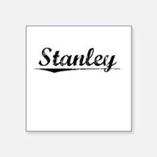 "Stanley, Vintage Square Sticker 3"" x 3"""