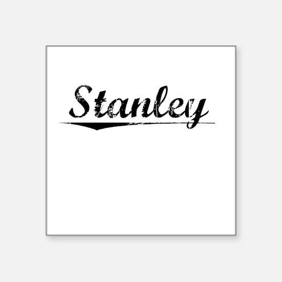 """Stanley, Vintage Square Sticker 3"""" x 3"""""""