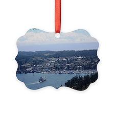 San Juan Island Ornament