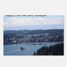San Juan Island Postcards (Package of 8)