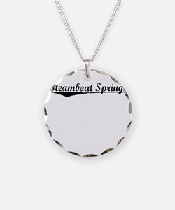 Steamboat Springs, Vintage Necklace