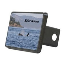 killer whales Hitch Cover