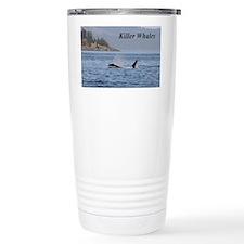 killer whales Travel Mug