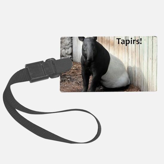 Tapir Luggage Tag