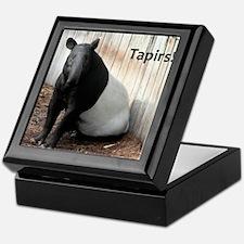 Tapir Keepsake Box