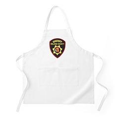 Solano County Sheriff BBQ Apron