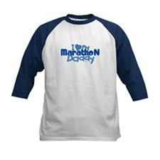 I Love My Marathon Daddy Tee