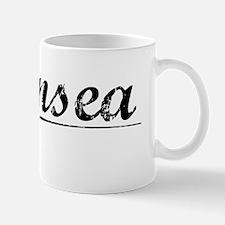Swansea, Vintage Small Small Mug