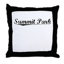 Summit Park, Vintage Throw Pillow