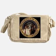 First Family Messenger Bag