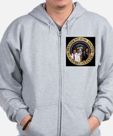 First Family Zip Hoodie
