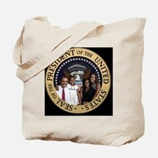 First Family Tote Bag