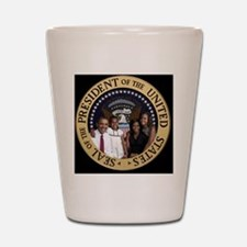 First Family Shot Glass