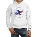 Peace Dove Hooded Sweatshirt