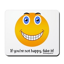 If you're not happy... Mousepad